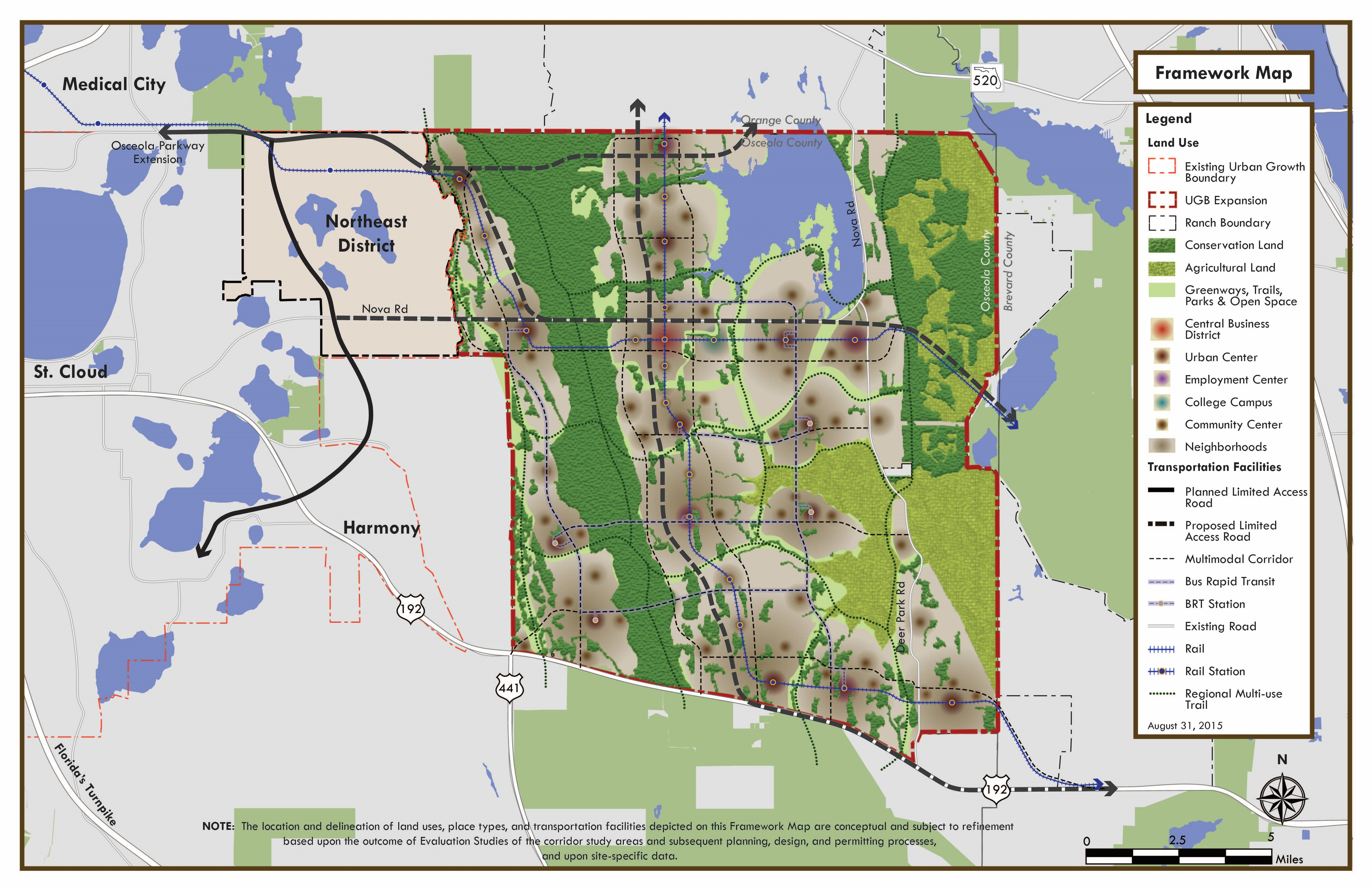 State Gives Final Approval to 133,000-acre North Ranch Master Plan