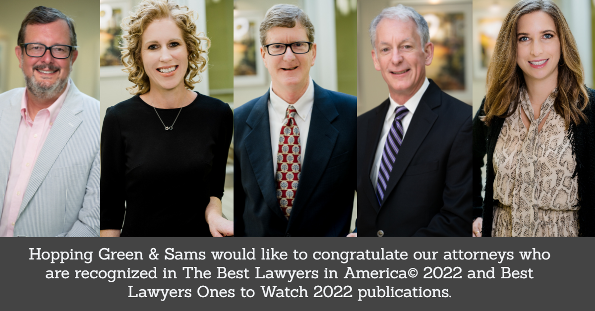 Pictures of attorneys listed in Best Lawyers 2022
