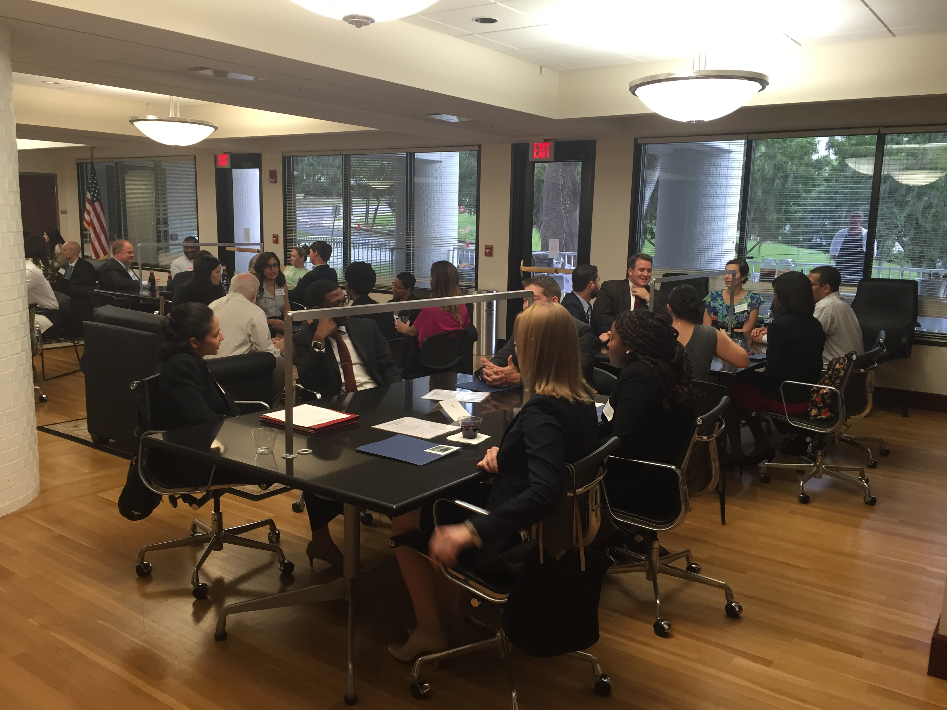 HGS Attorneys Participate in Tallahassee Bar's Inaugural Diversity Networking Symposium