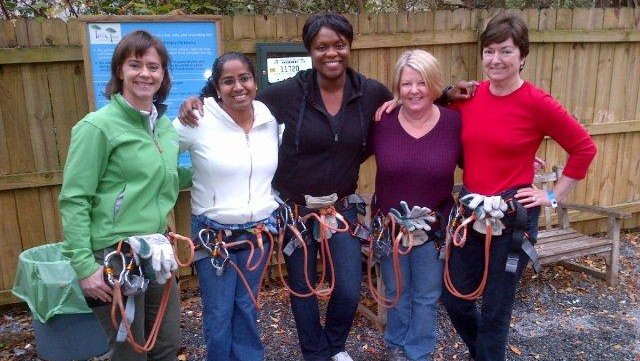 HGS Attorneys Zipline